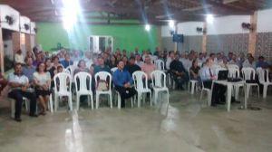 Os pastores, missionários, e obreiros de Paraíba e do Rio Grande do Norte.